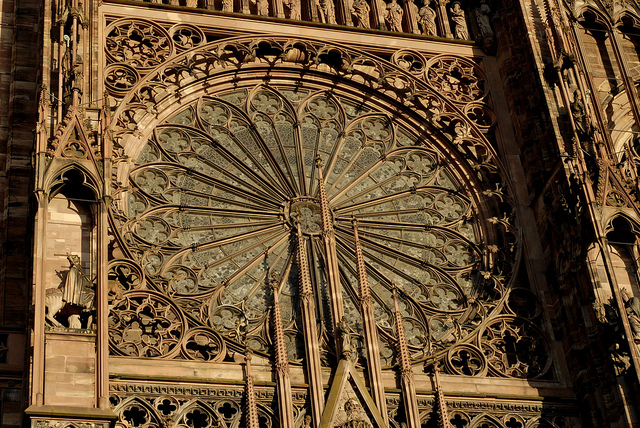 Notre Dame cathedral, Strasbourg, France
