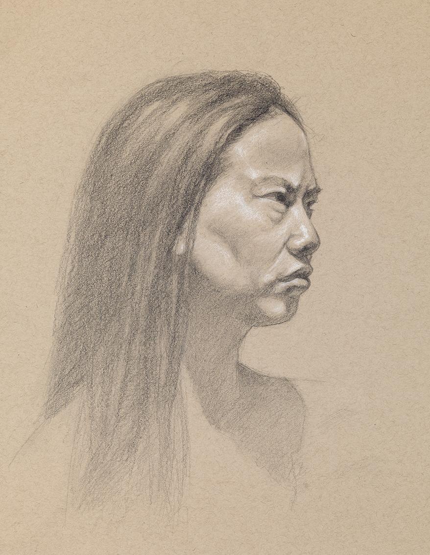 Pui II - Sketch