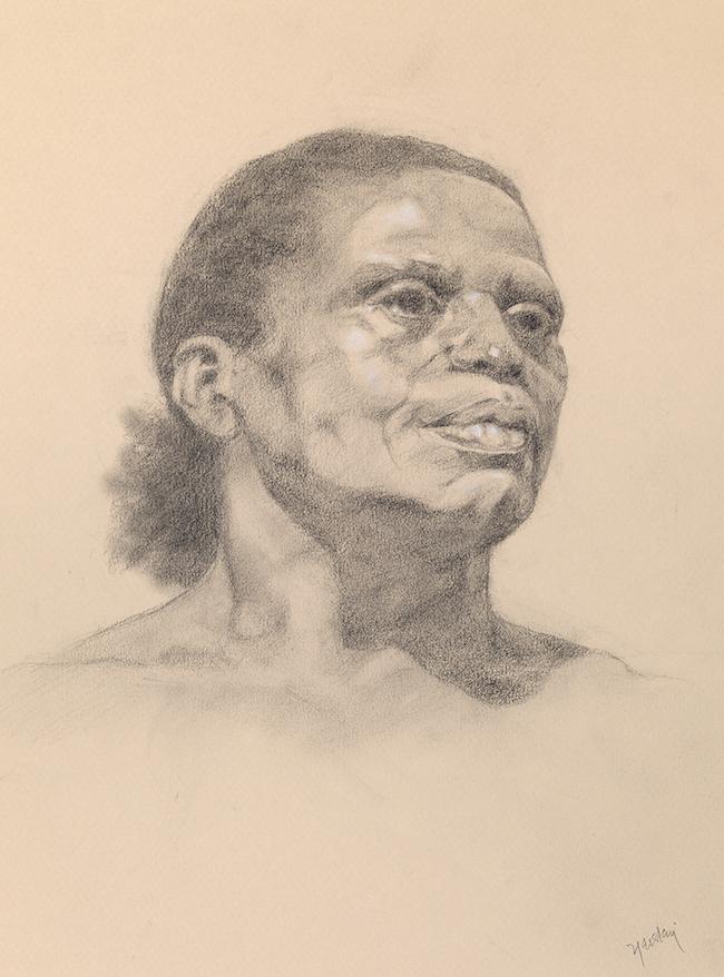 Donna - Sketch