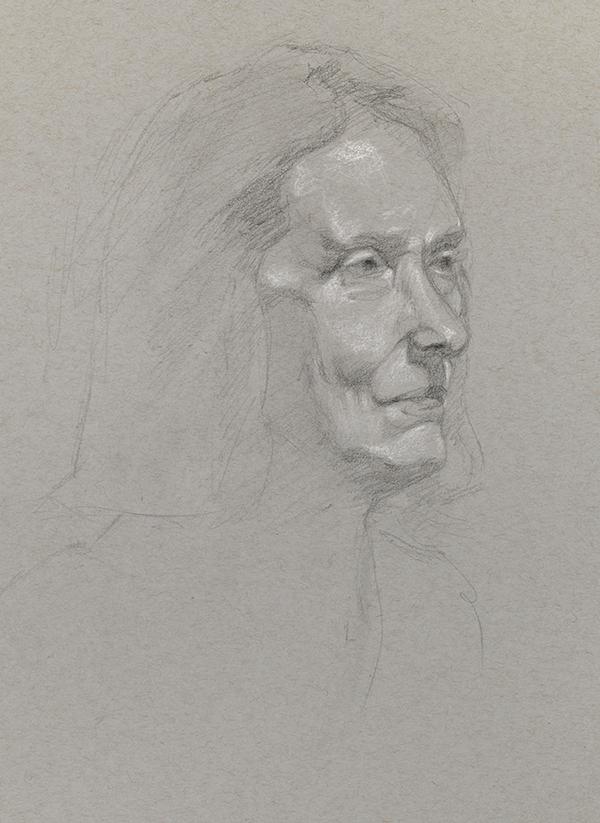 Beth - Sketch