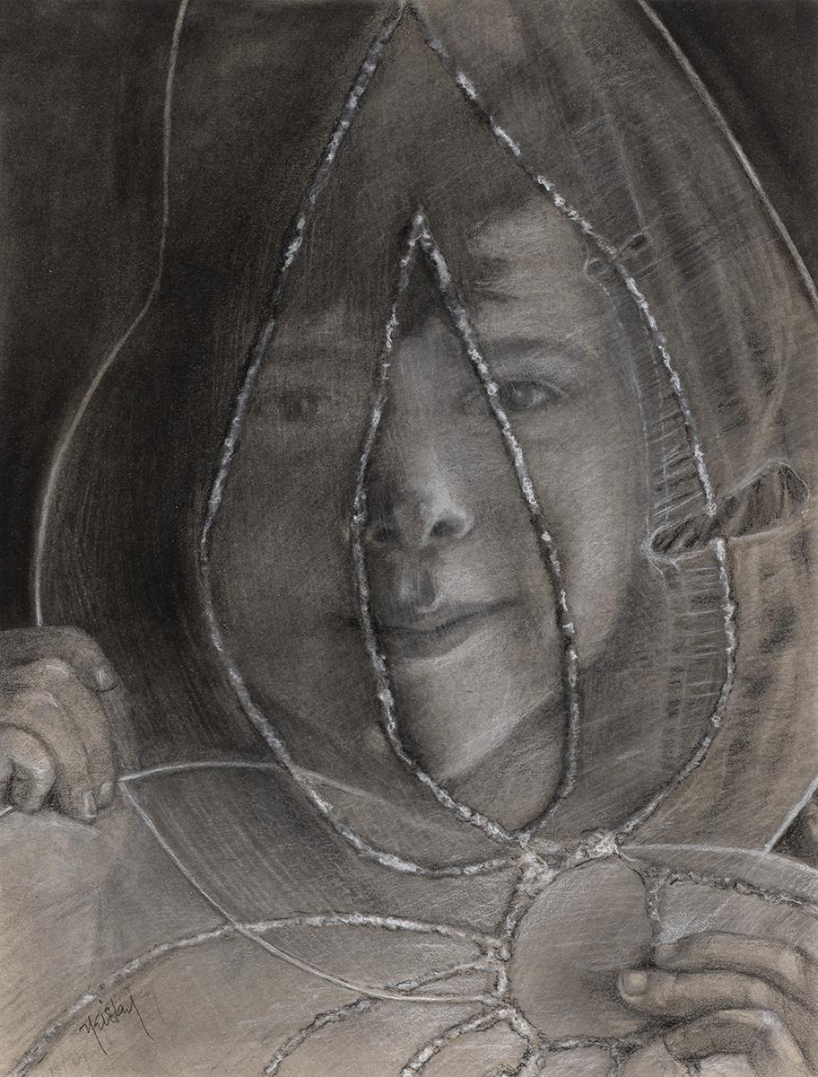 Marah With Veil