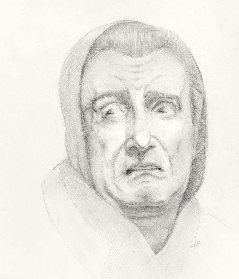 Fear - Sketch