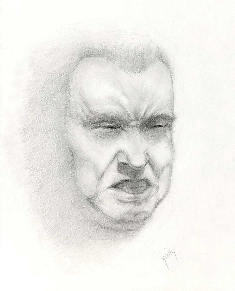 Rage - Sketch