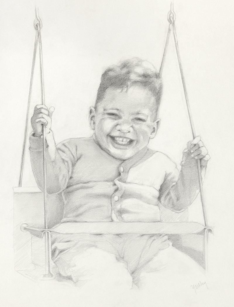 Carlos on Swing