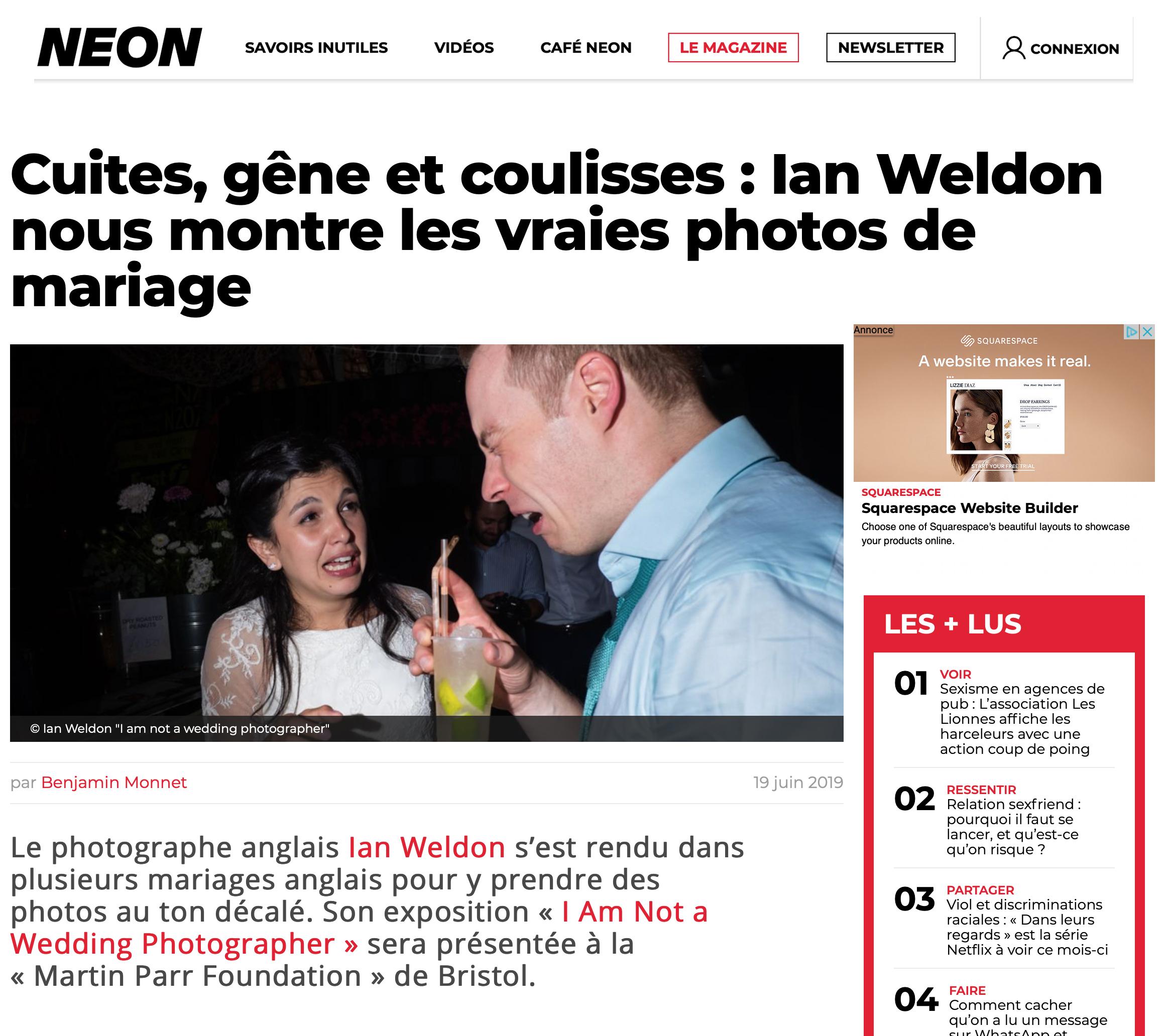 NEON - France