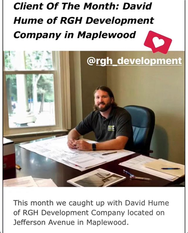 We're thrilled to have our own David Hume be featured as the client of the month with Allison Ziefert Real Estate Group!  Check out the link below. Thank you @njfromatoz. Check out their website:  https://azhomesnj.com/
