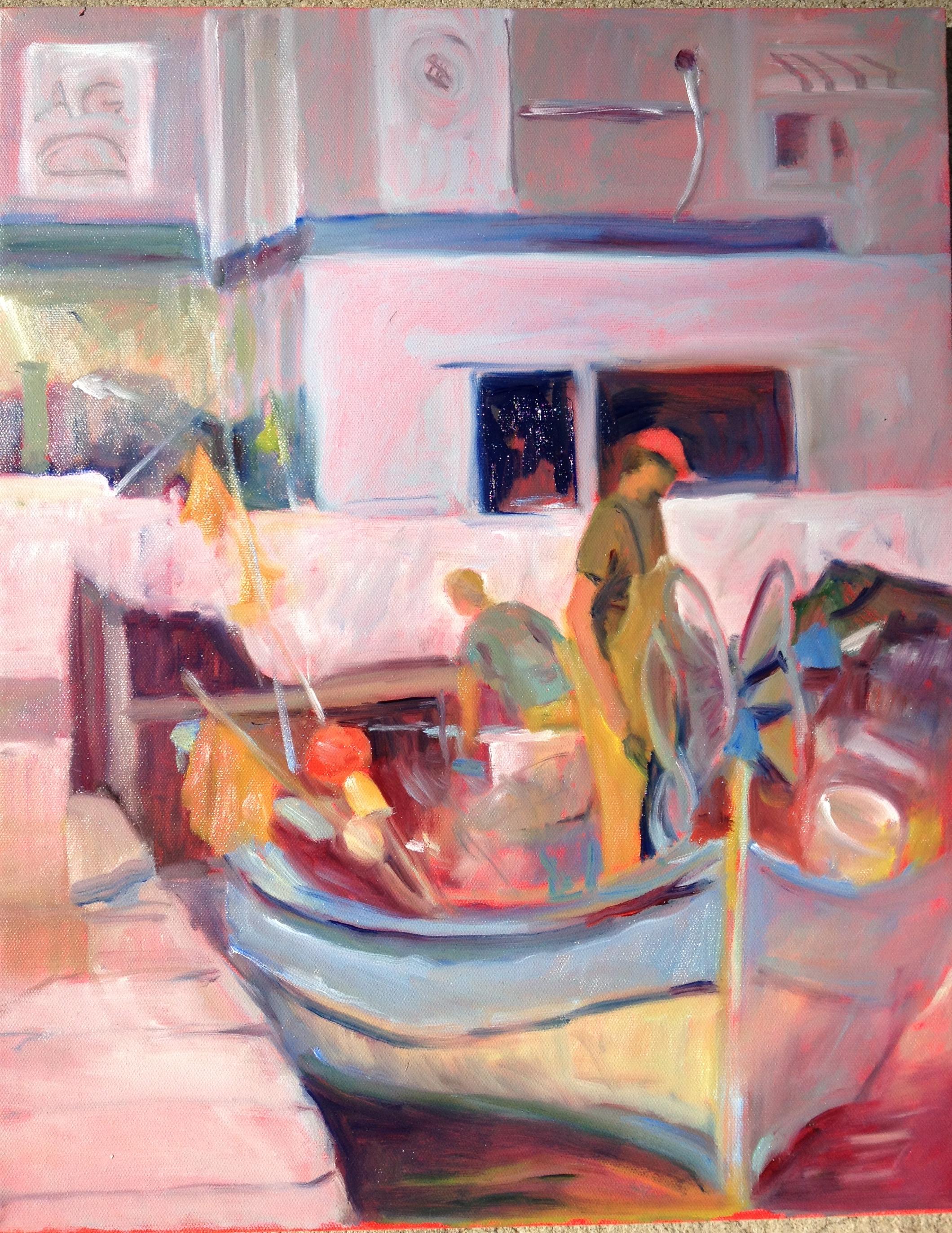 Monaco Fishermen