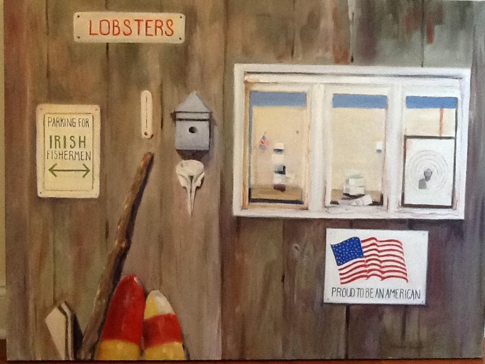 Lobster Shack, Rockport, Mass.