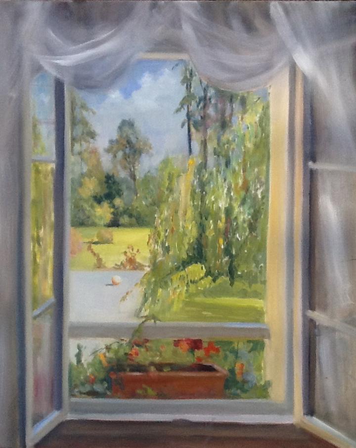 """""""Window in France"""""""