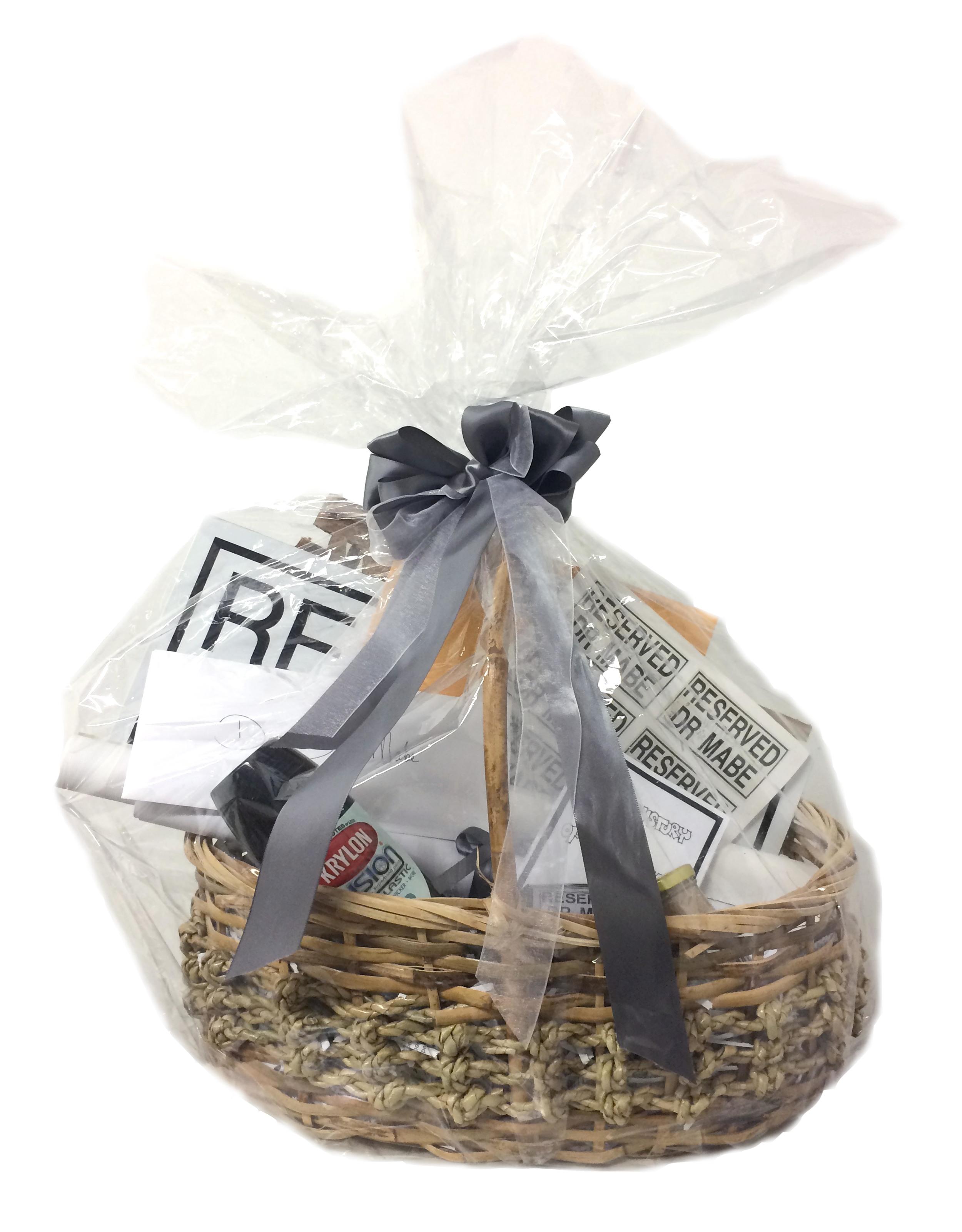 RESERVED DR. MABE Gift Basket, 2015