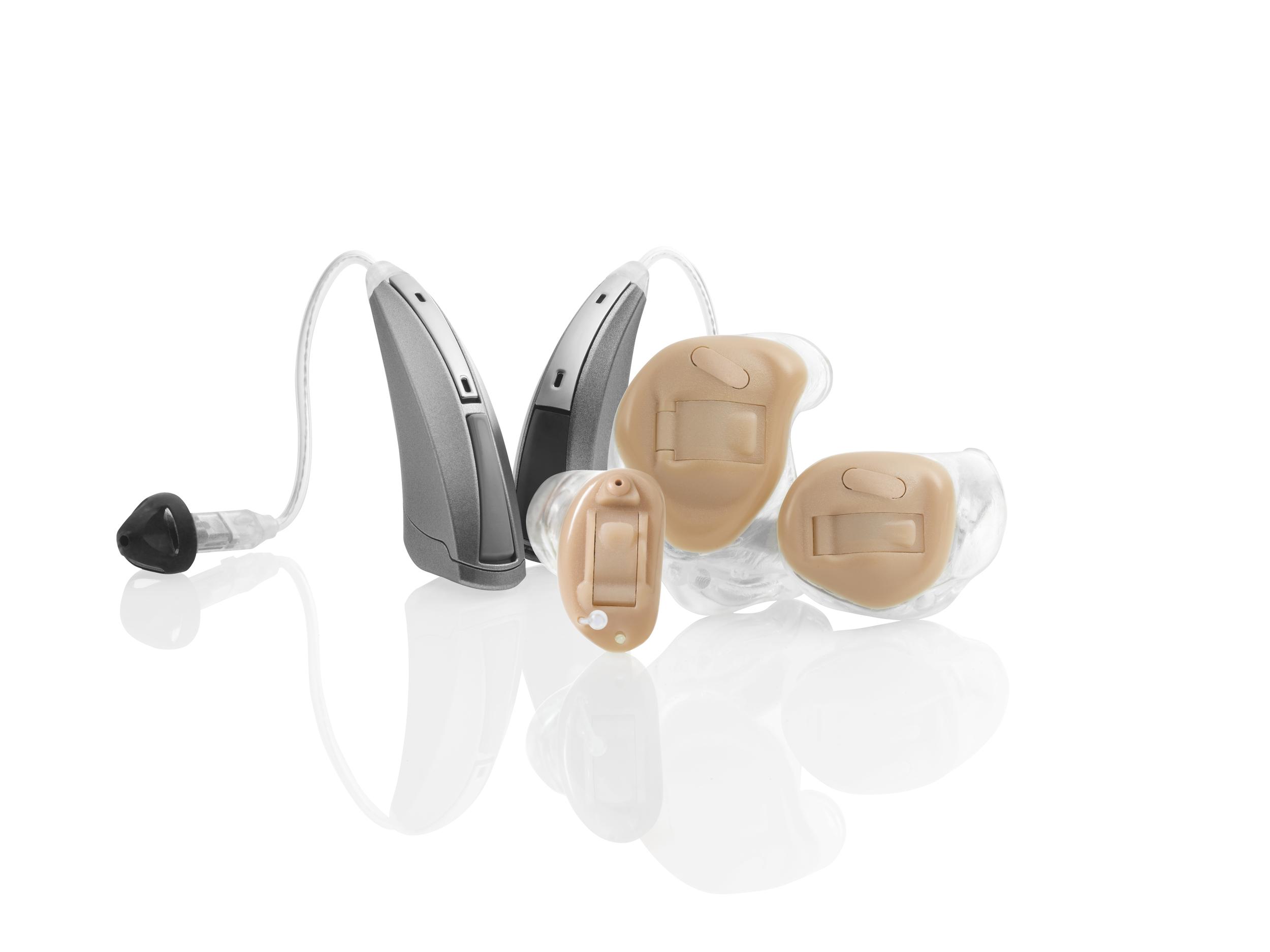 Starkey wireless hearing aids