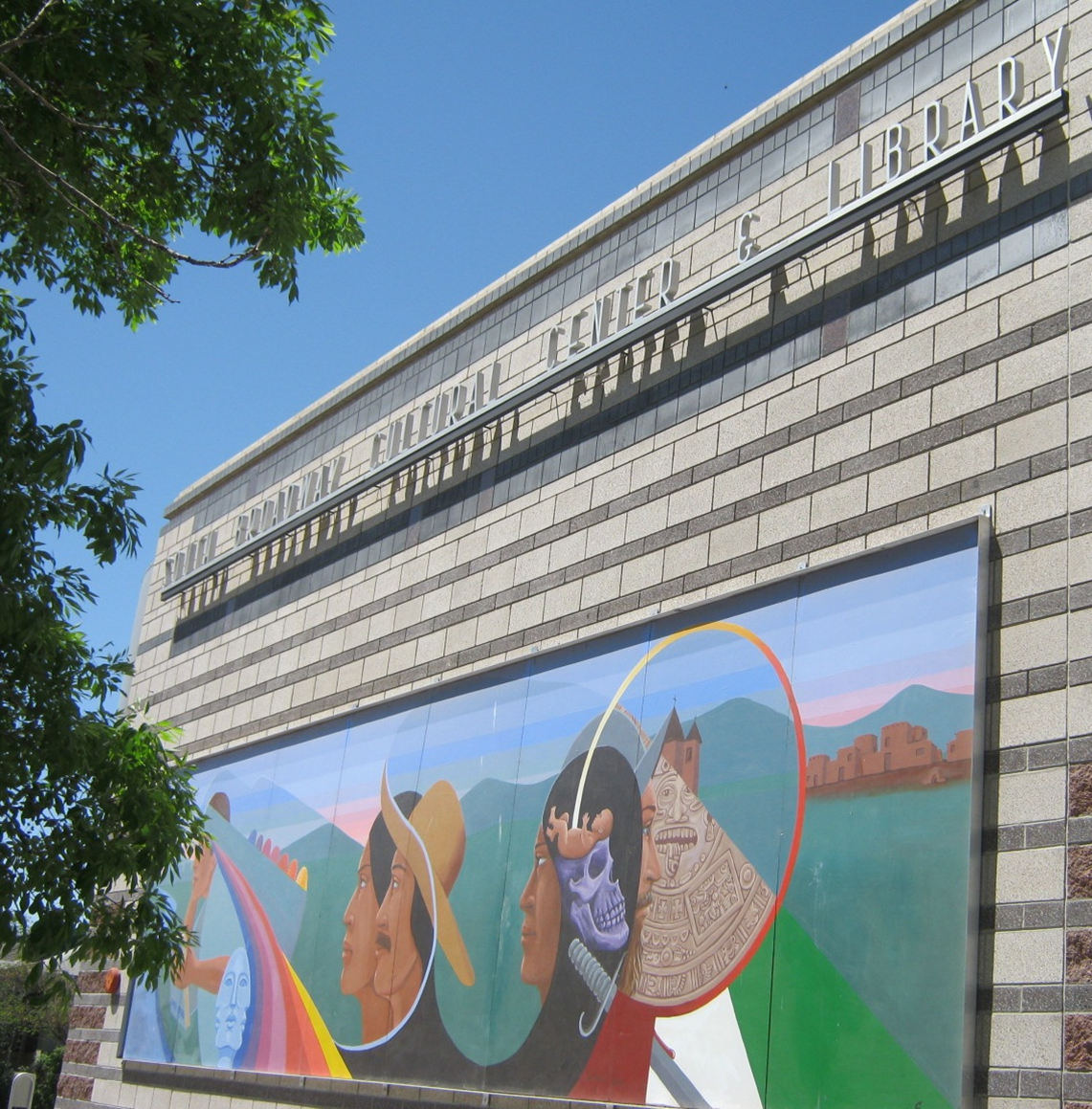 South Broadway Cultural Center, Albuquerque N.M.