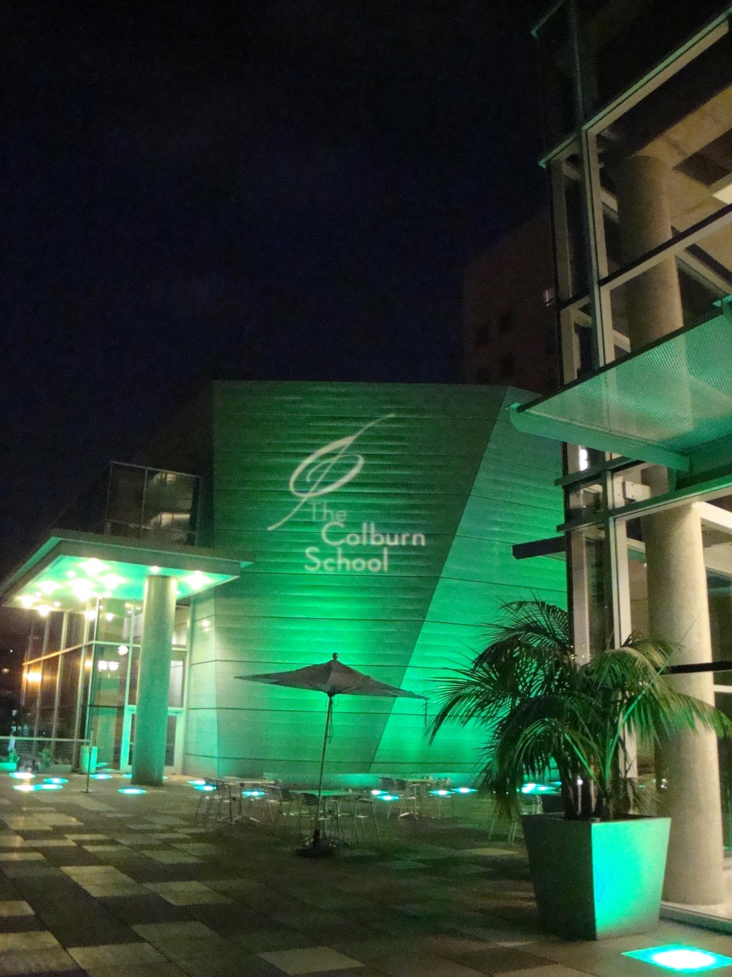 The Colburn School
