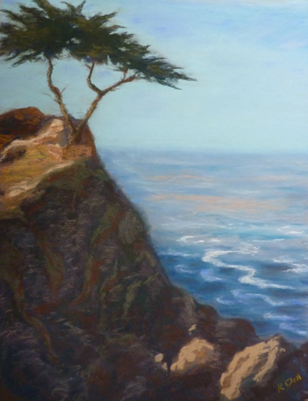 Kate Doll, Lone Cypress