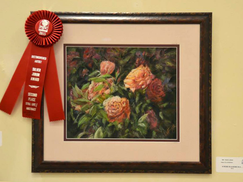 SILVER Category - Still Life/Abstract 2nd Place