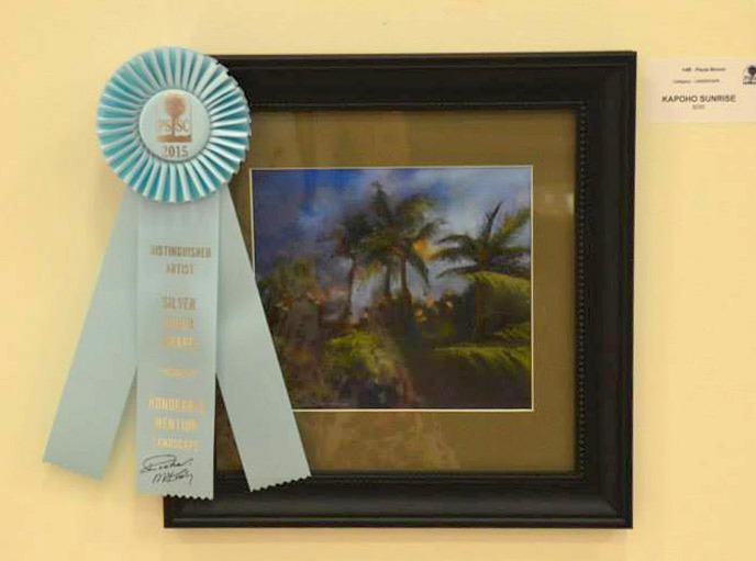 SILVER Category - Landscape Honorable Mention