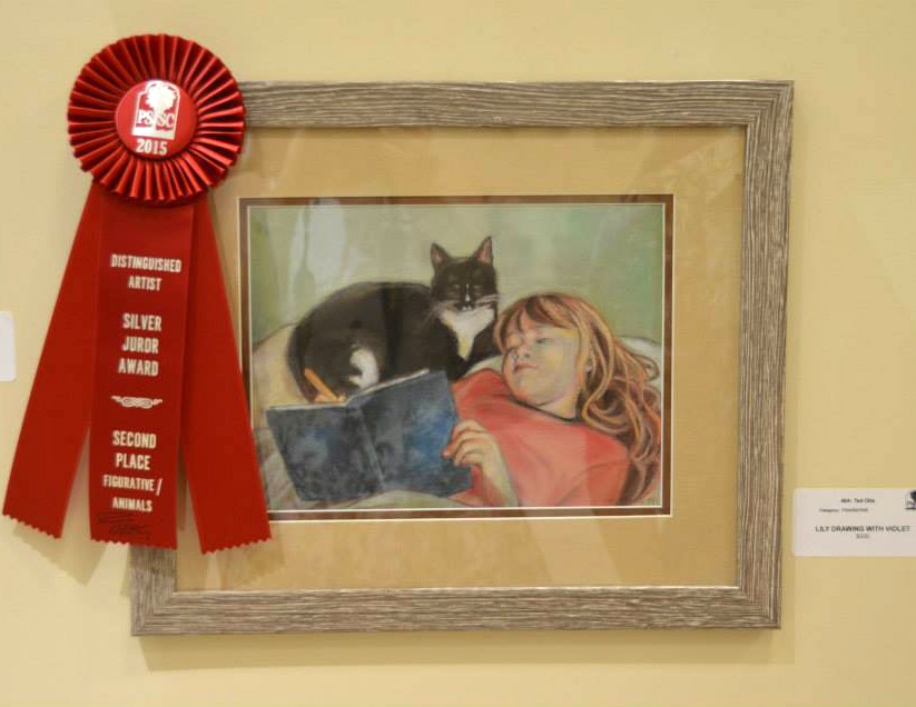 SILVER Category - Figurative/Animals 2nd Place