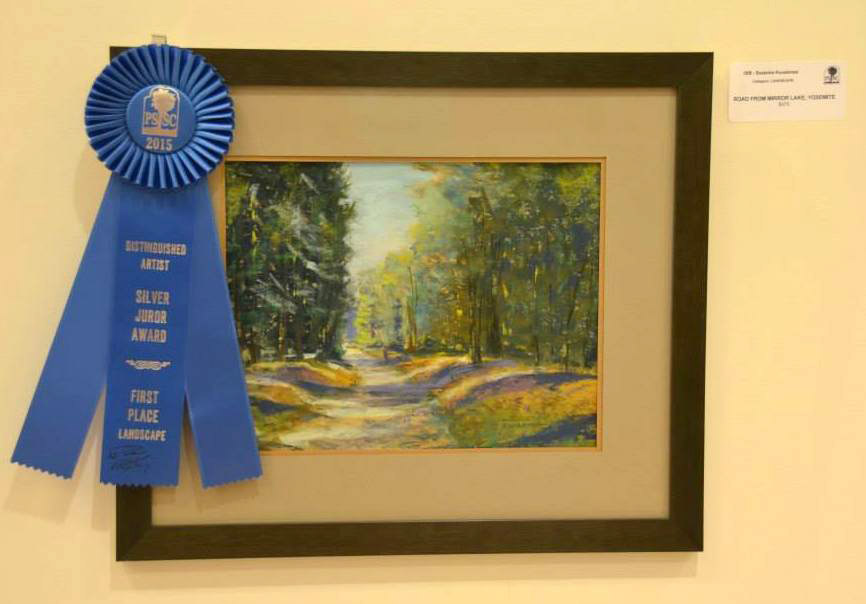 SILVER Category - Landscape 1st Place