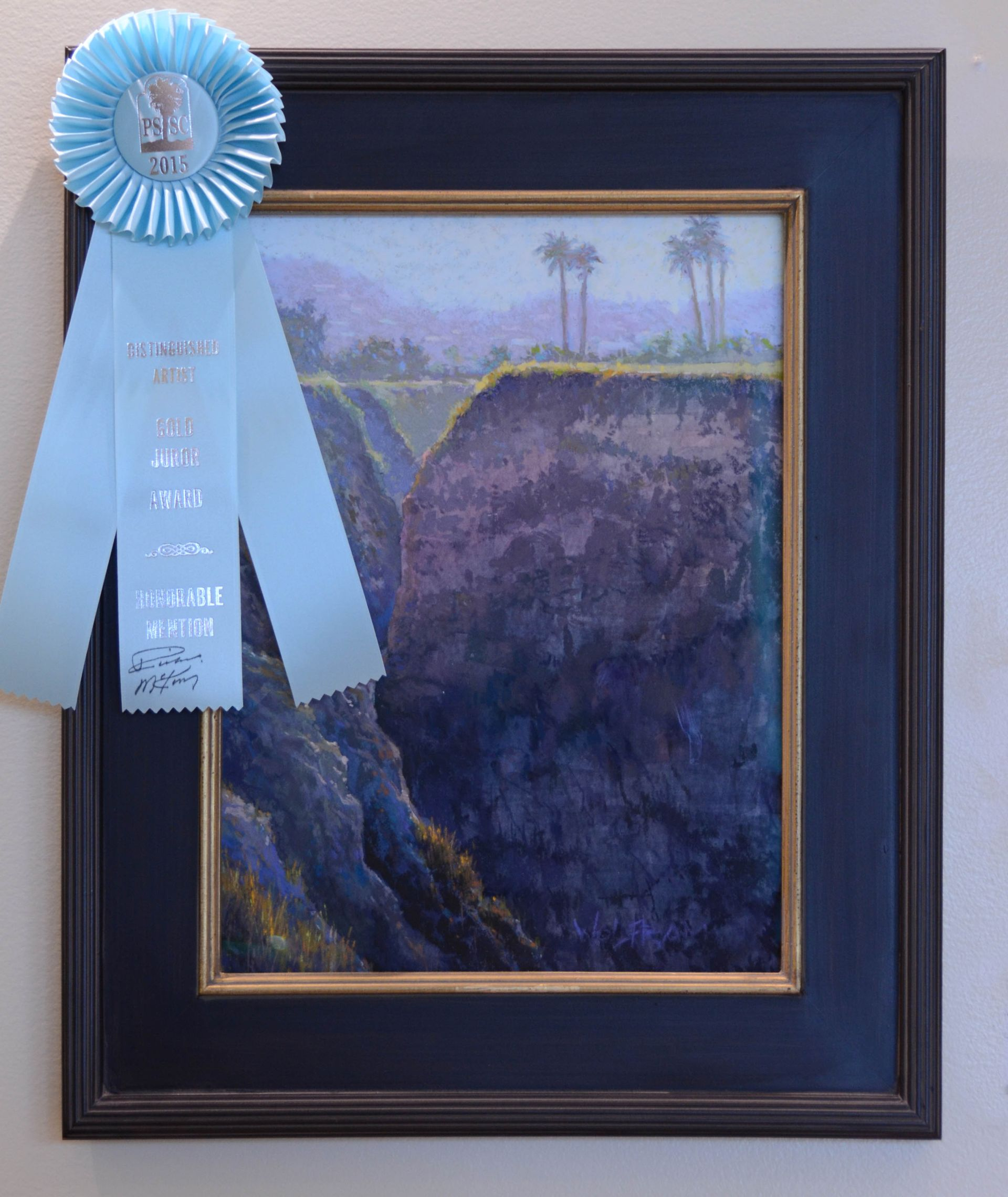 GOLD Category - Honorable Mention