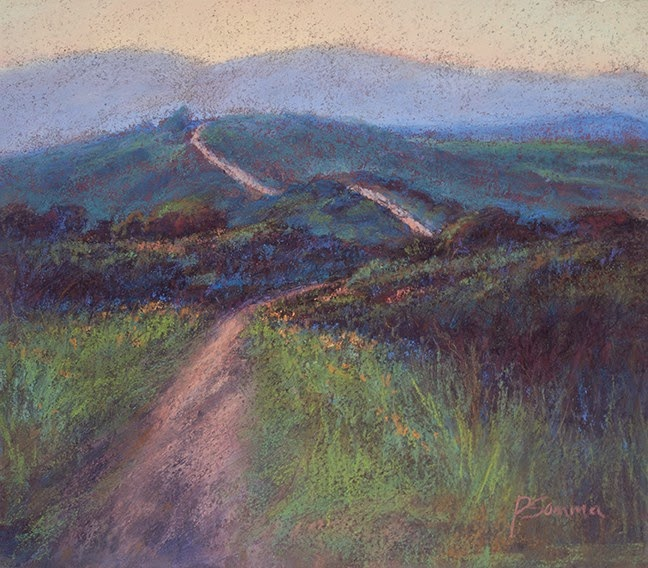 Into the Hills by Paula Somma