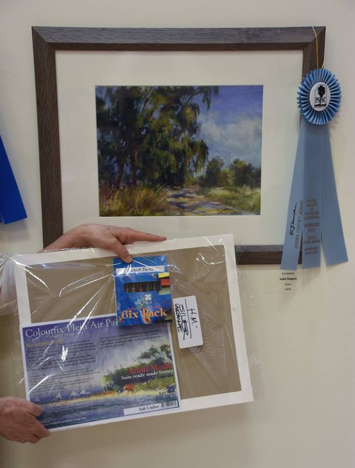 Honorable Mention in Silver - Landscape