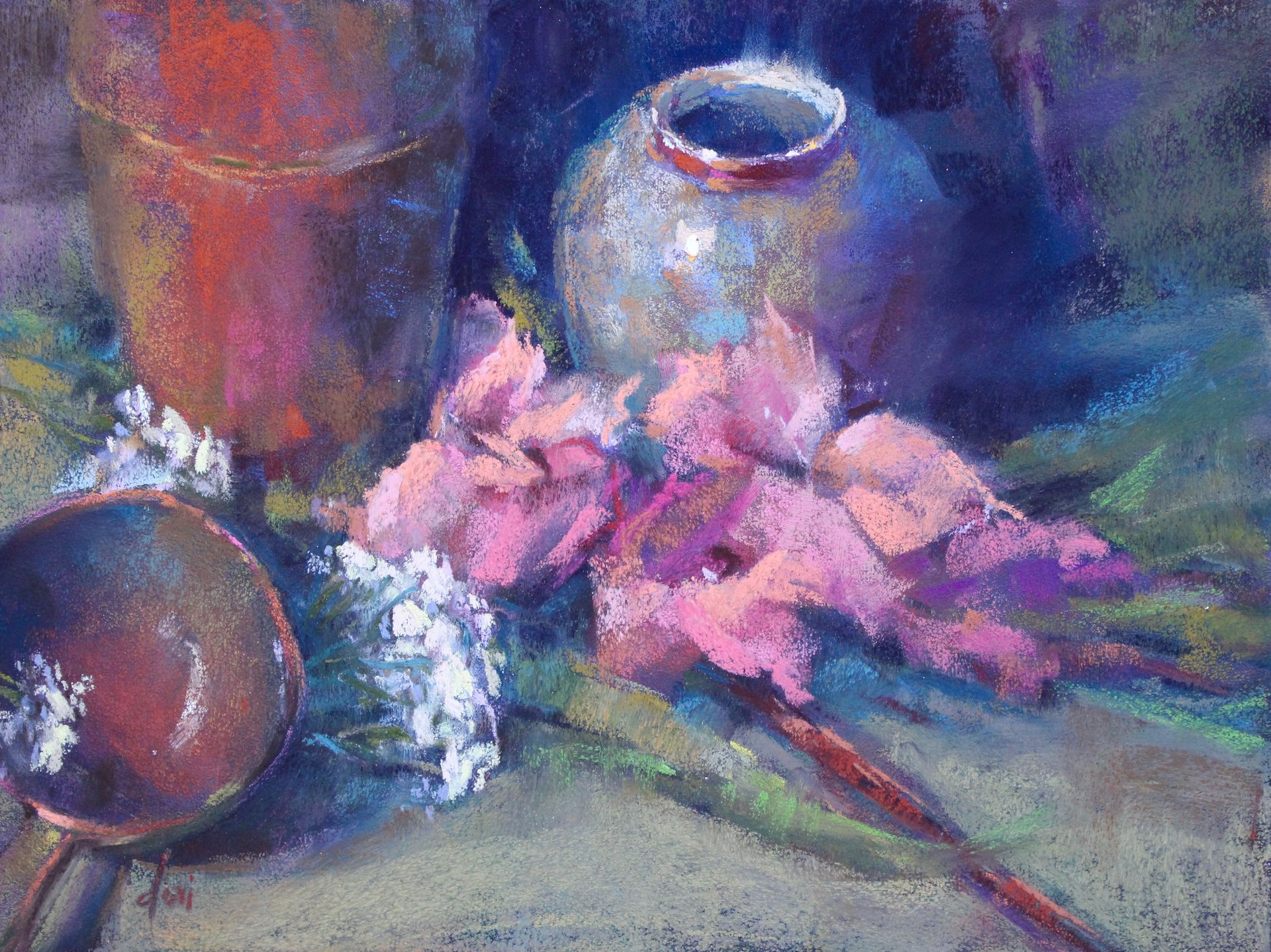 Still Life by Dori Dewberry