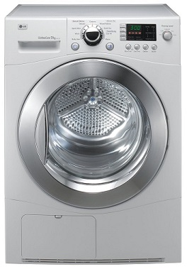 LG Front-Loading Dryer