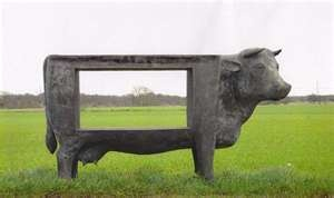 Claude and Francois-Xavier Lalanne cow.jpg