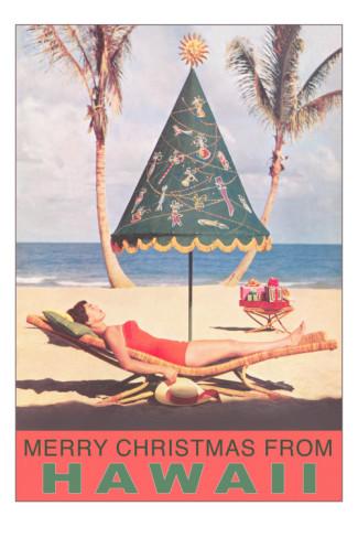 merry-christmas-from-hawaii-conical-umbrella-on-beach.jpg