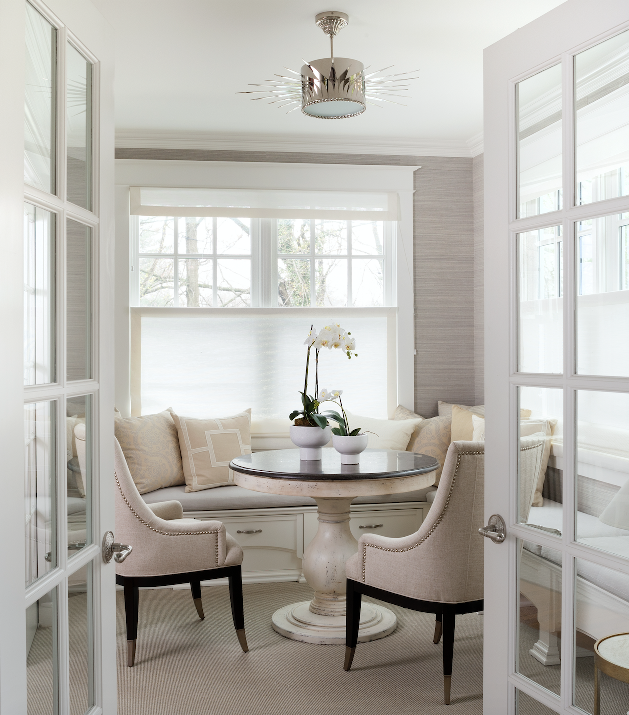 Full Service Interior Design - Hourly at $150/hourAfter the Design Consultation, you can hire Breeze Giannasio Interiors for Full Service Interior Design. This luxury service provides all of the elements needed to complete your entire home or fully furnish rooms in your home.