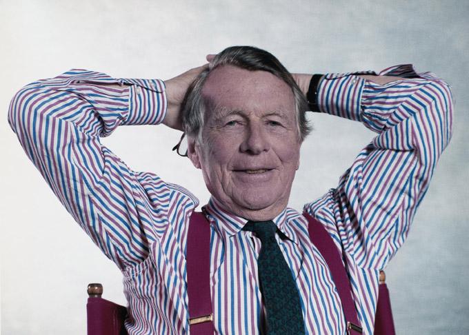 Sir David Ogilvy, a true Partisan.