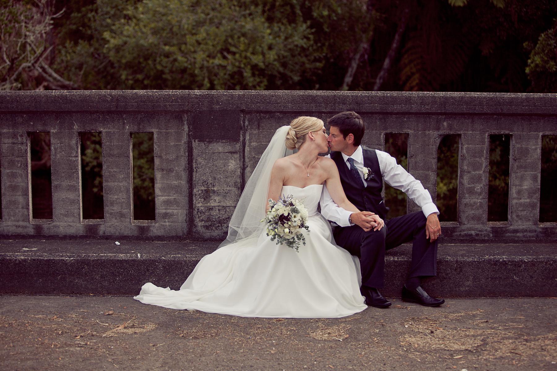 PJ + RICHARD  | whakatane farm wedding