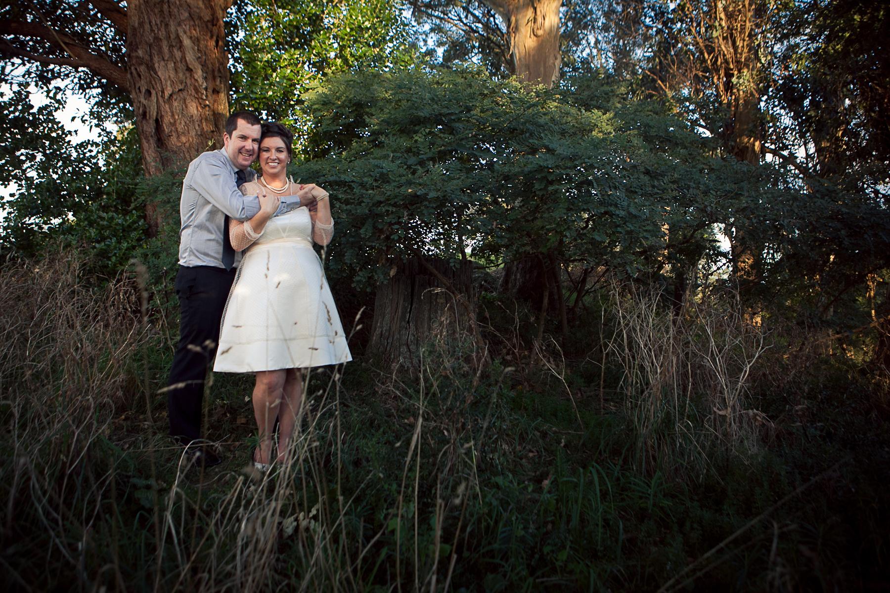 PIA + HAMISH  | king country farm wedding