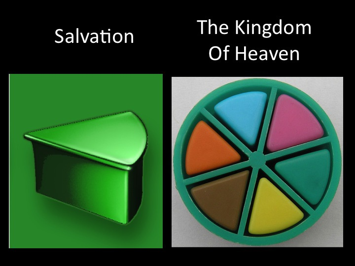 Salvation and The Kingdom of Heaven