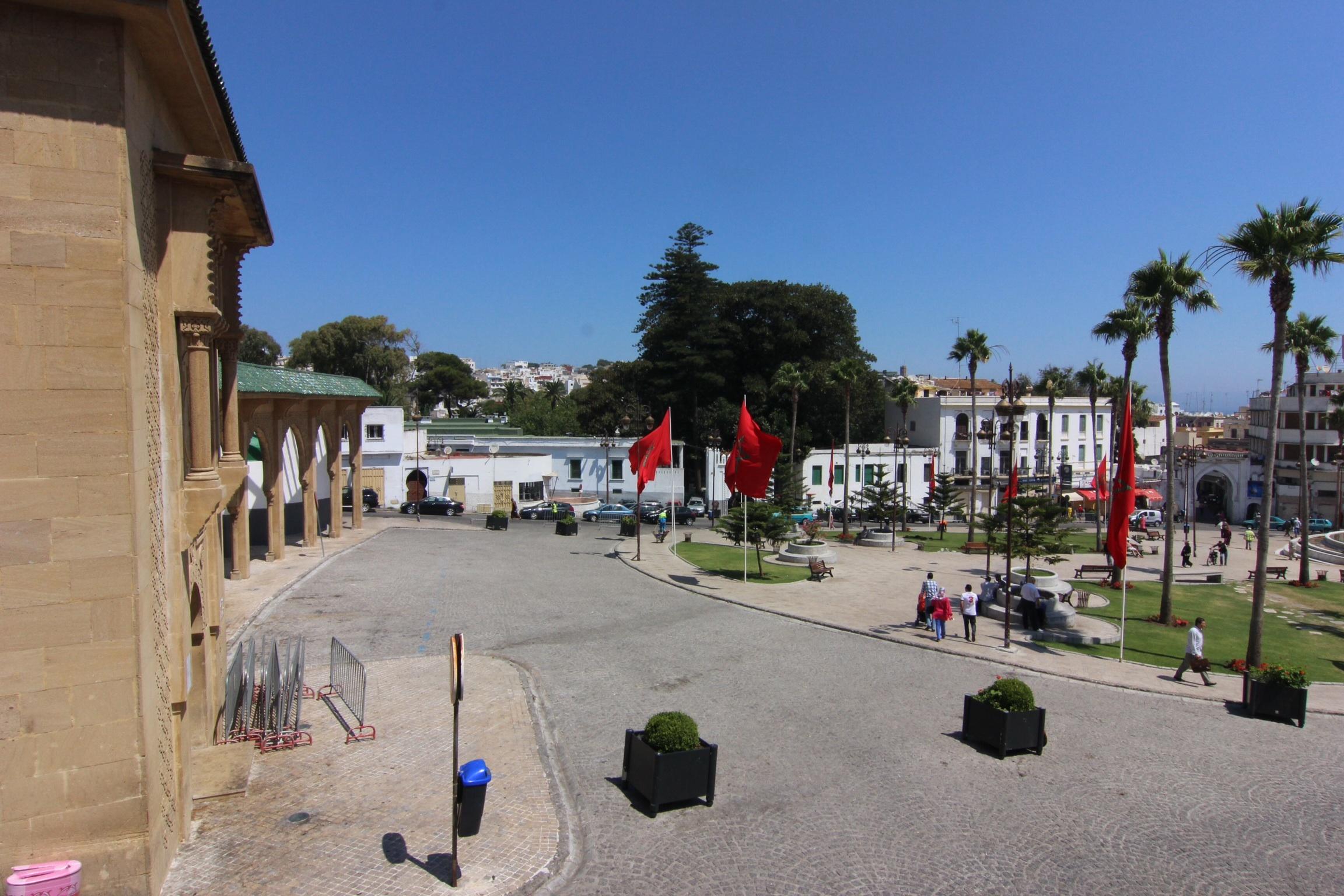 Plaza 4 Avril 1947