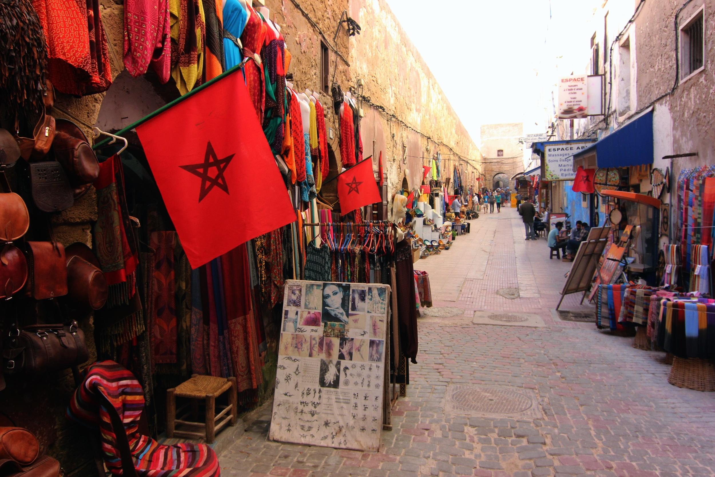 Essaouira, by far my favorite place.