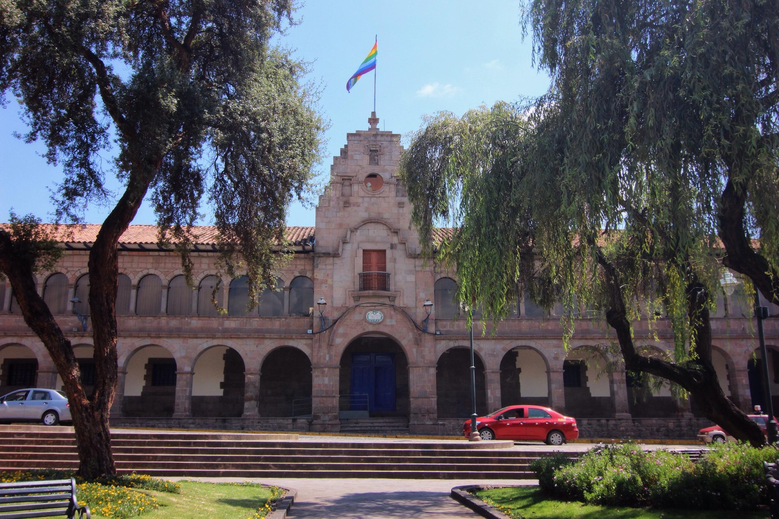 Plaza Regocijo.