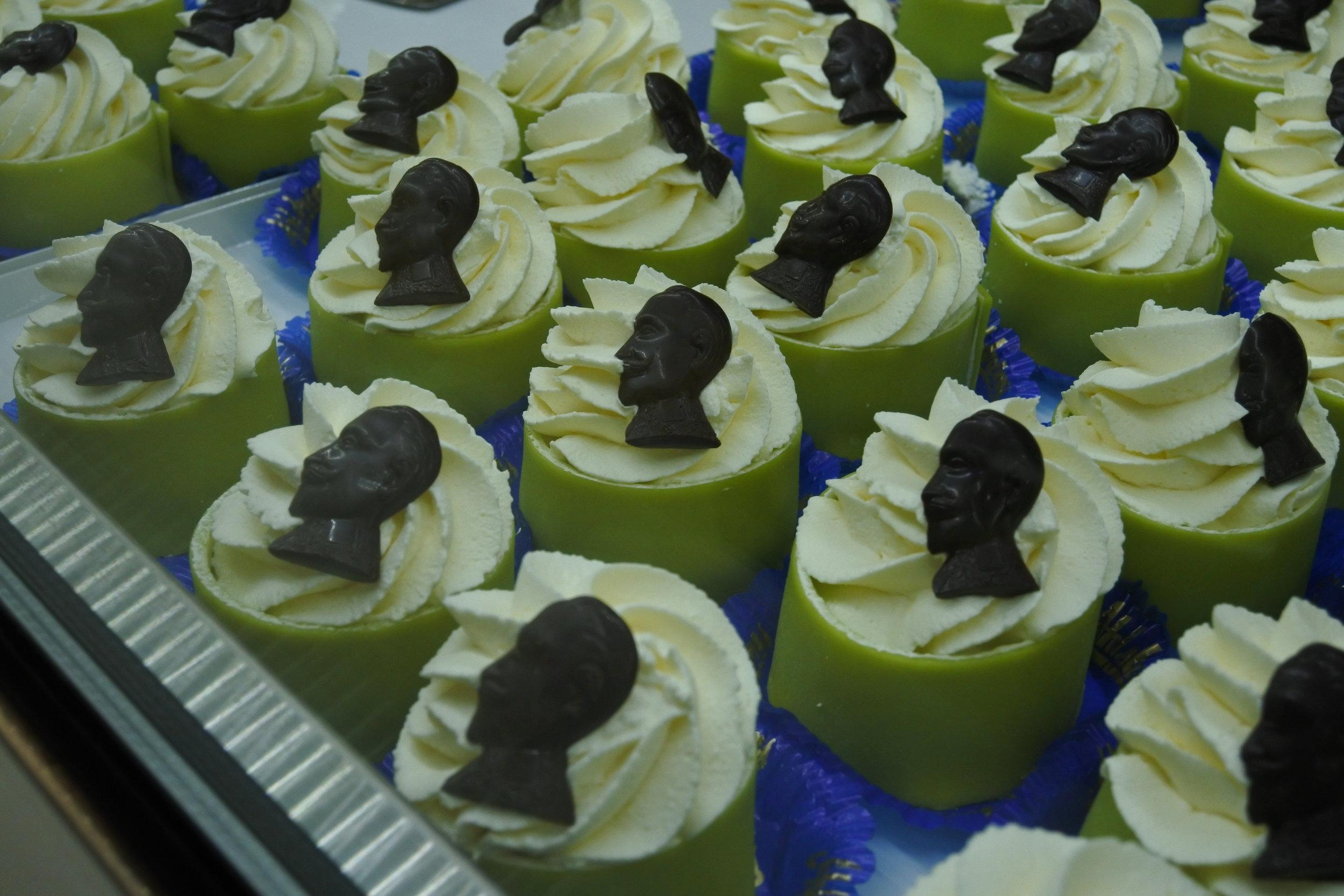 Gustavus Adolphus Princess Cake.
