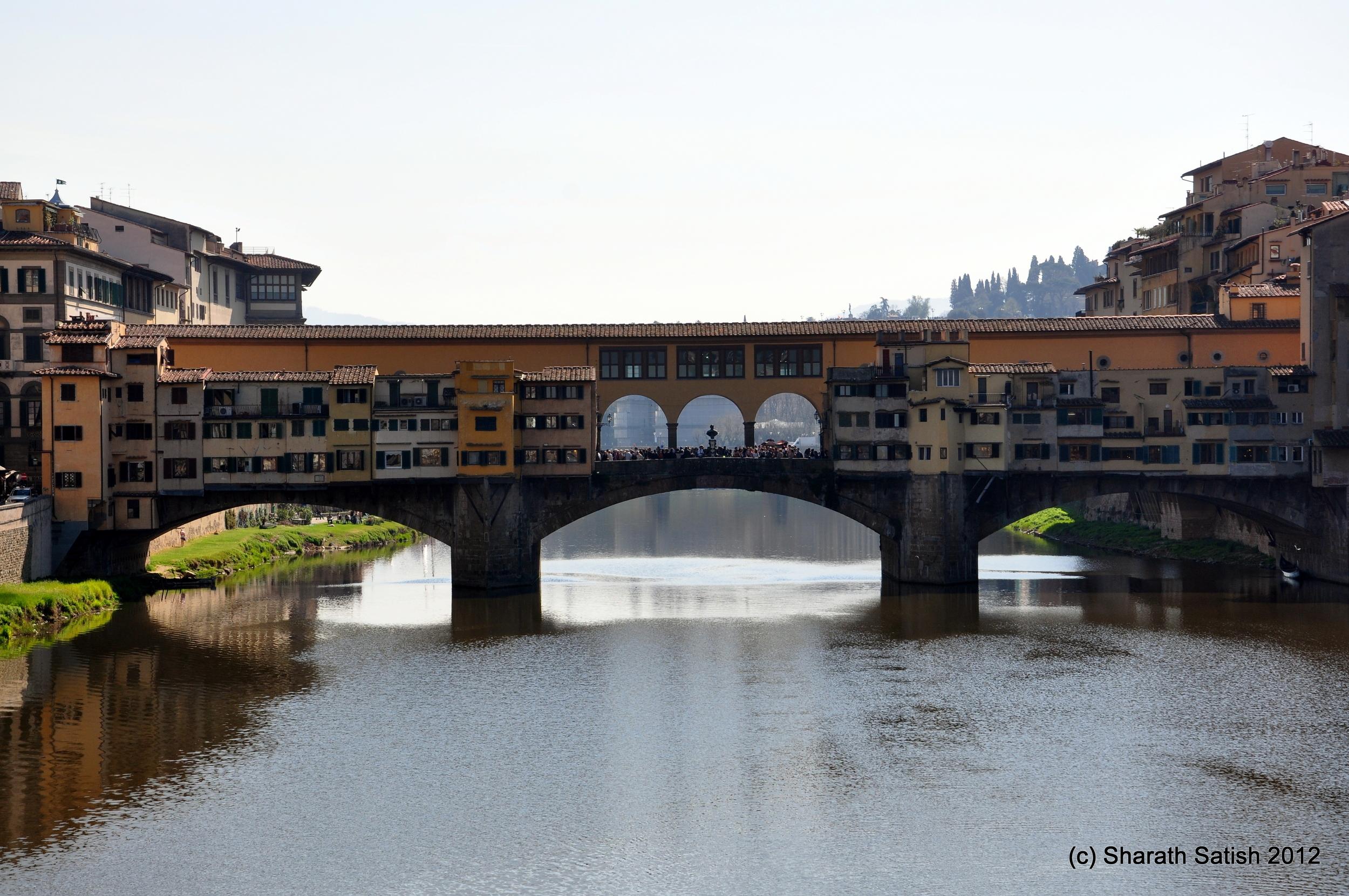 ThePonte Vecchio