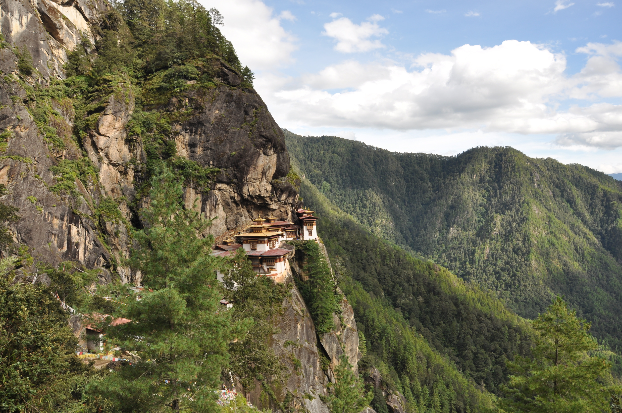 Paro Taktsang (aka The Tiger's Nest)