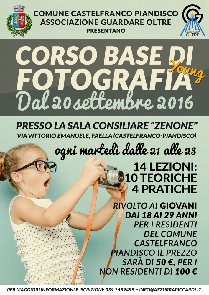 Copy of CORSO BASE DI FOTOGRAFIA