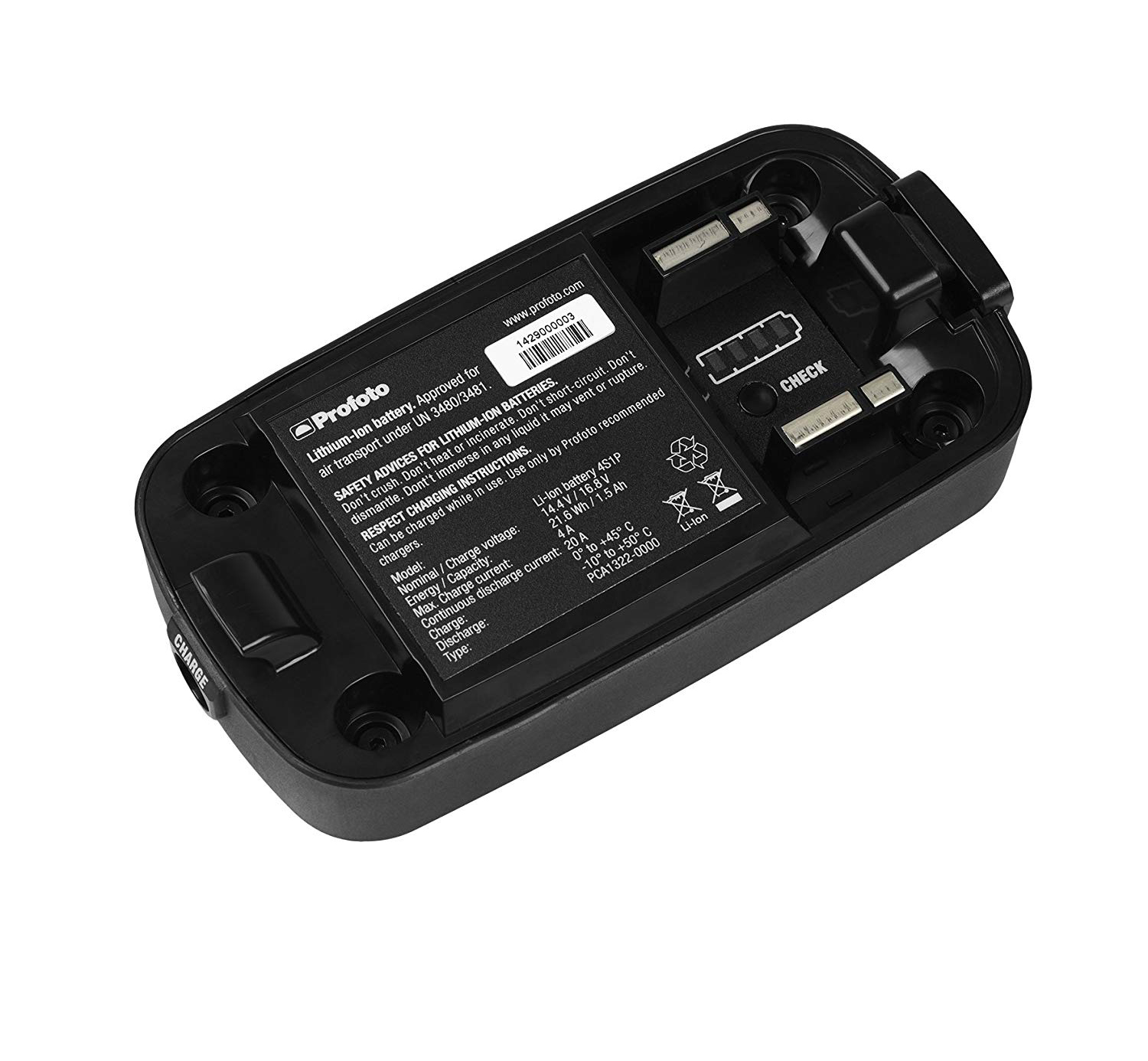 Profoto Battery - Li-lon for B2 battery pack