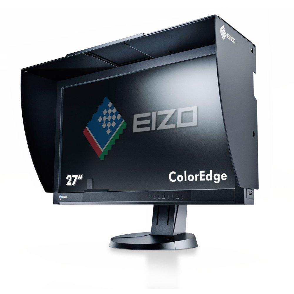 Eizo CG277 Monitor - gamma colori 99% Adobe RGB, risoluzione massima2560x1440