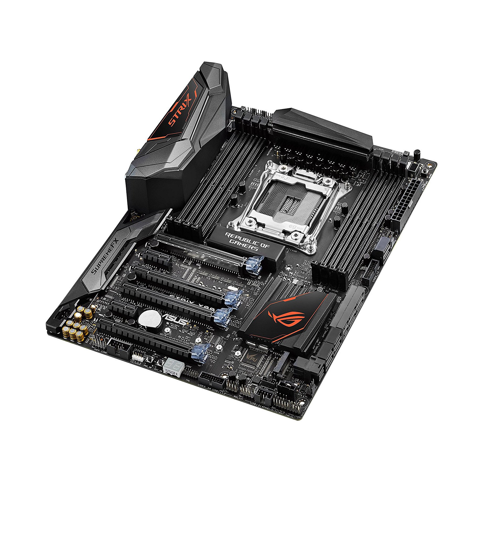 Scheda MadreAsus - Strix X99 Gaming, Socket 2011-v3
