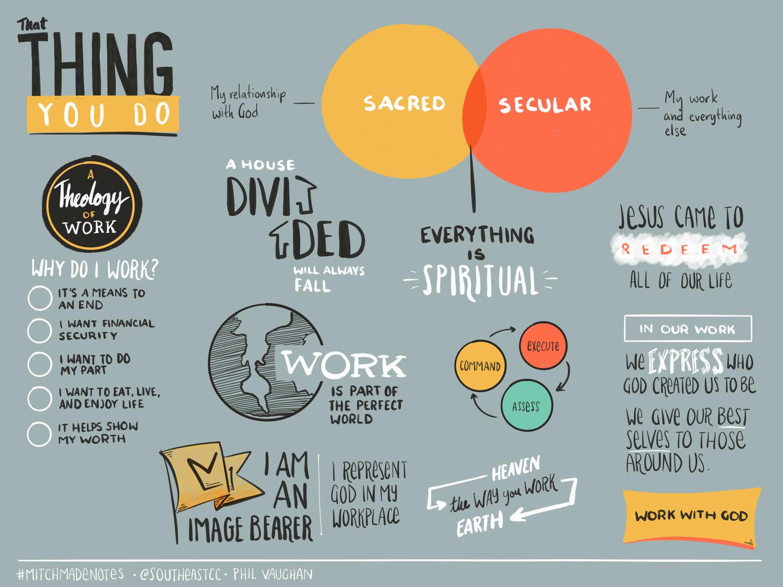 Why Work (Part 1)