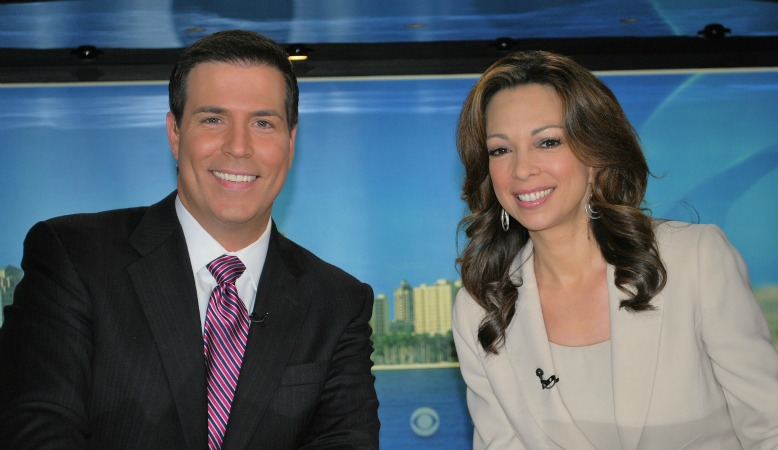 South Florida Anchor Off the Air with Rare Nerve Disorder