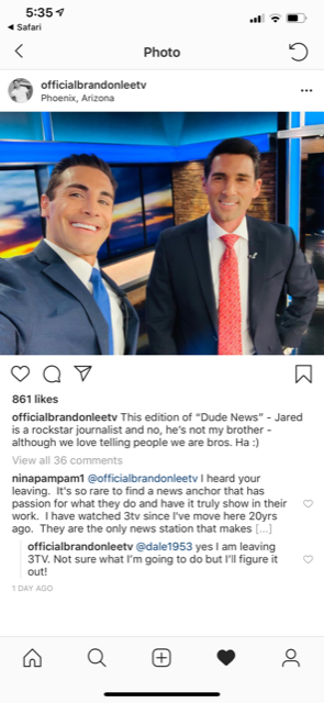 Phoenix Main Anchor is Out — FTVLive