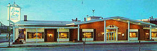 Bishop's Cafeteria before...