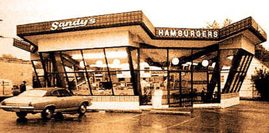 Sandy's before...