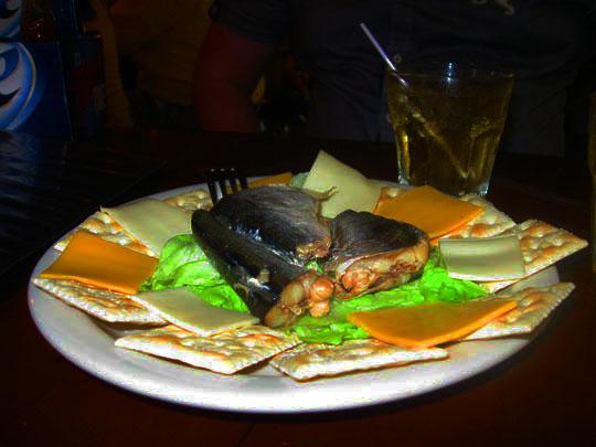 3. Sardines at Jimmy's.JPG